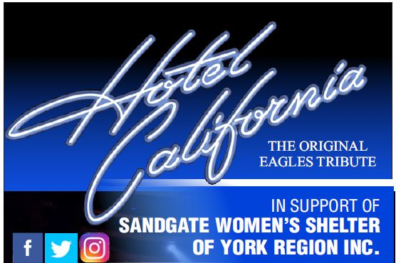 Hotel California Eagles Concert Benefit